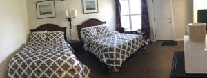 Standard room 2 dbl beds rooms 122-127